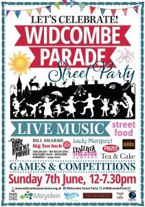 Widcombe street party