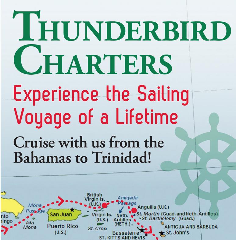 Thunderbird Charters