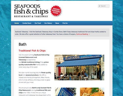 Seafoods Fish & Chips
