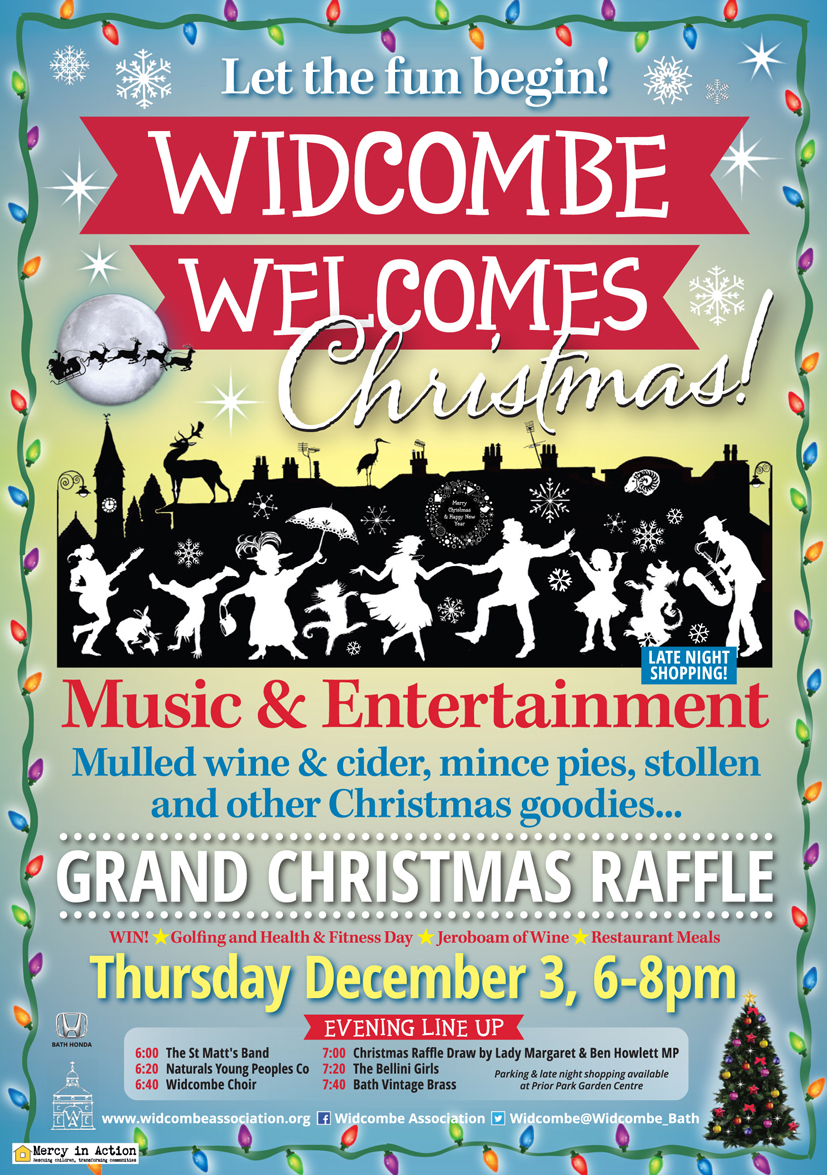 Widcombe Welcomes Christmas