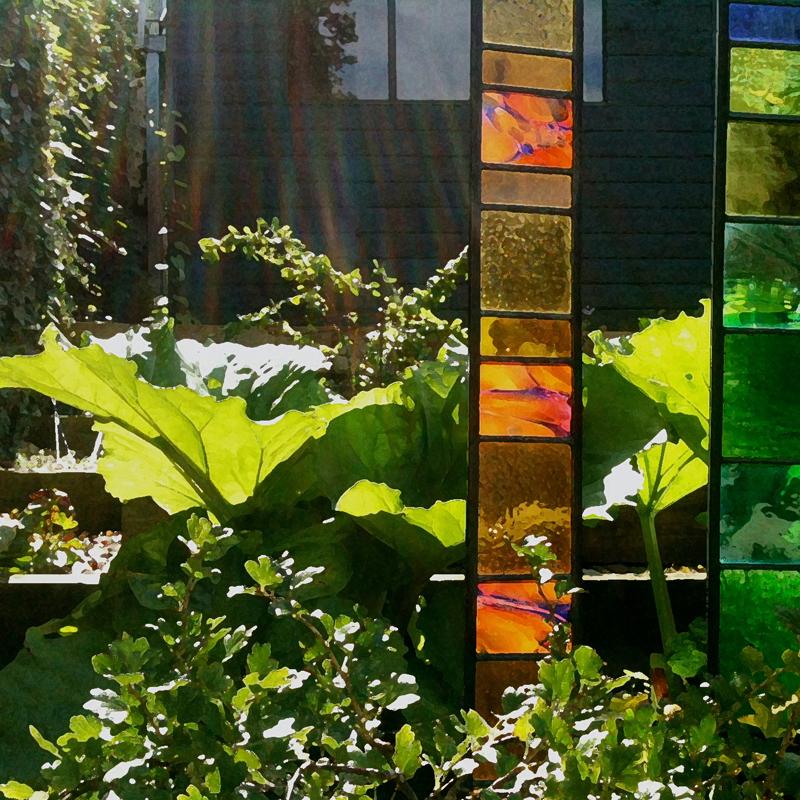 garden glass 1