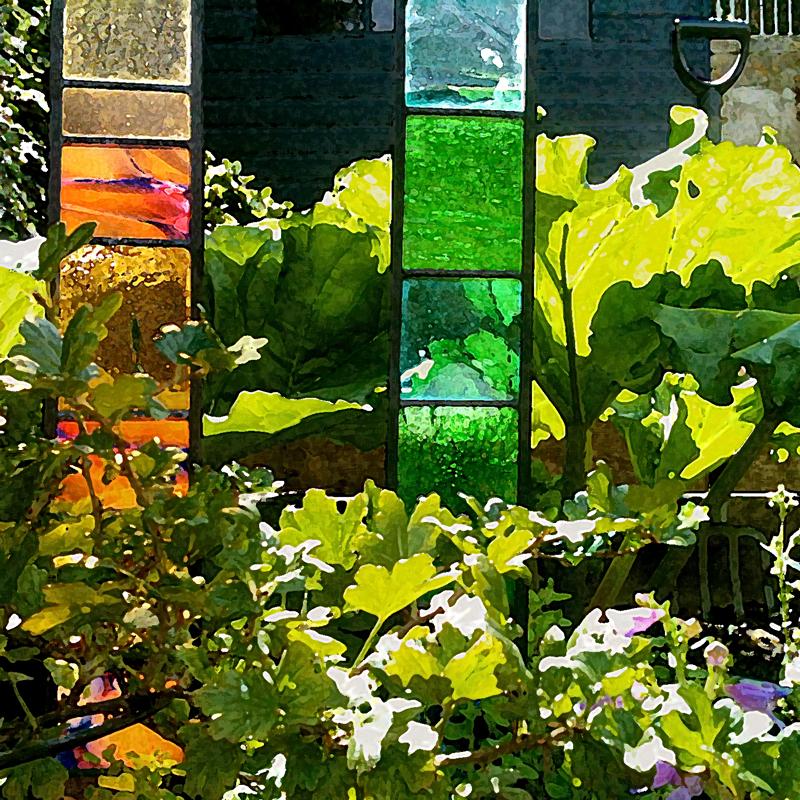 garden glass 2
