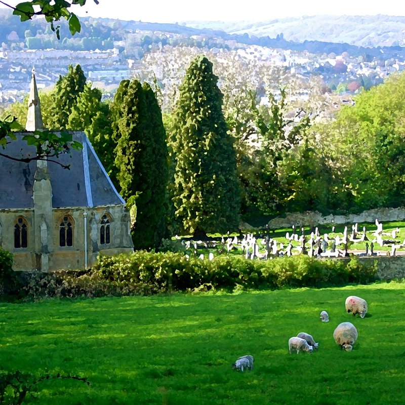 Chapel and Churchyard