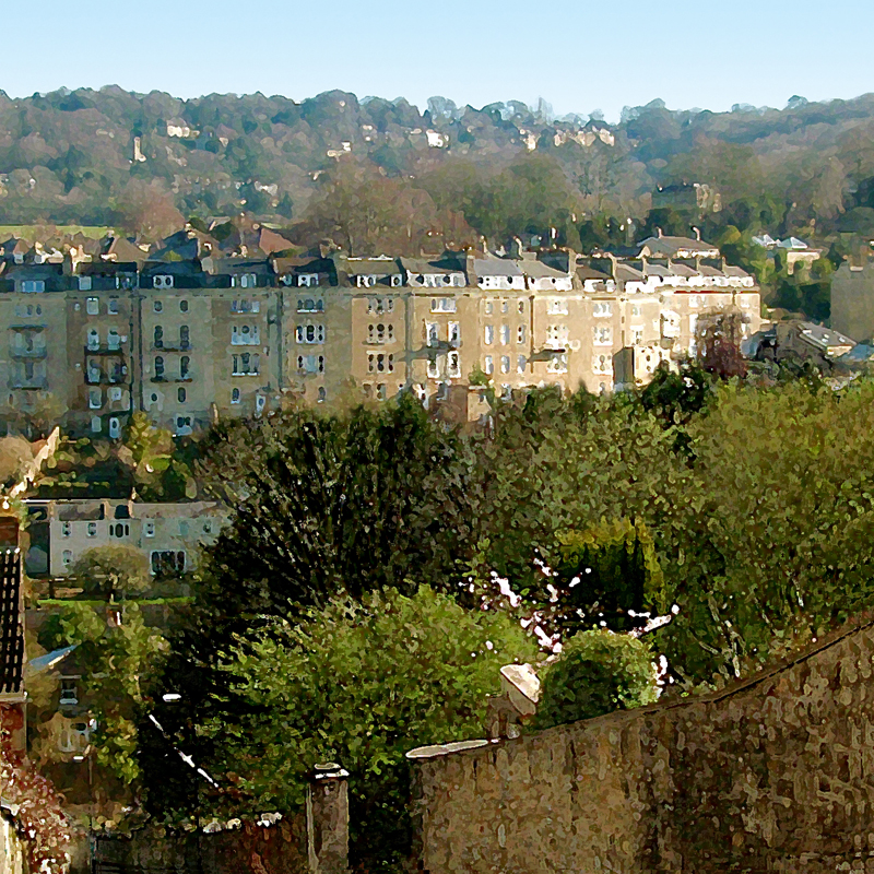 Widcombe Crescent