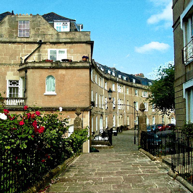 Widcombe Terrace