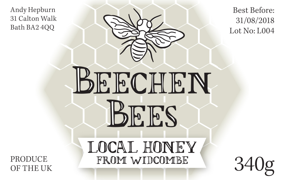 Beechen Bees Brand