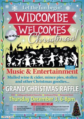 Widcombe Welcomes Christmas