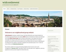 Widcombe West