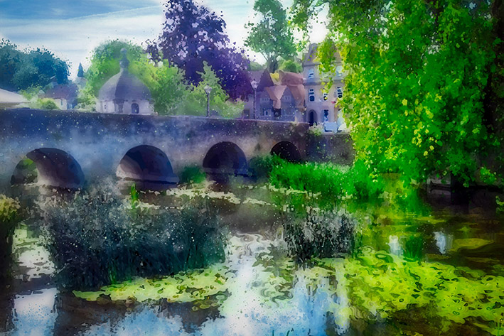 Town Bridge, Bradford-on-Avon